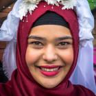 portretten - bruidje