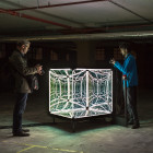 Vrij werk - N-light Membrane Cube Glow Next