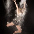 Portretten - danseres affiche