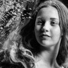 Portretten - portret zwart wit 1